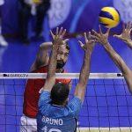 Chile cae ante Argentina en el cierre de la fase de grupos del Sudamericano Masculino de Volleyball