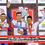 Antonio Cabrera gana medalla de plata en el Panamericano de Ciclismo en Pista