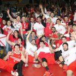 CD Valdivia se tituló bicampeón de la Liga Saesa