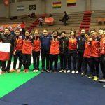 Chile se tituló campeón del Sudamericano Pre-Cadete, Cadete y Juvenil de Esgrima