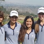 Chile mantiene el liderato en la competencia femenina del Sudamericano Pre Juvenil de Golf