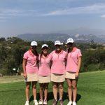 Chilenas tomaron el liderato del Sudamericano Pre Juvenil de Golf