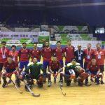 Selección Chilena Masculina de Hockey Patín se quedó con el séptimo lugar de los World Roller Games