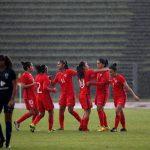 La Roja Femenina empató con París FC en nuevo partido amistoso