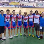 Cuarteta chilena gana medalla de bronce en el Panamericano de Ciclismo en Pista