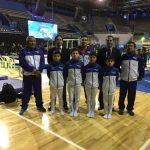 Chile sumó sus primeras medallas en el Sudamericano Infantil Juvenil de Gimnasia Artística