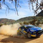 Cristóbal Vidaurre ganó la segunda jornada del Gran Premio de Vicuña del RallyMobil