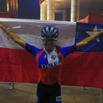 Javiera Vargas ganó medalla de bronce en el patín carrera de los World Roller Games