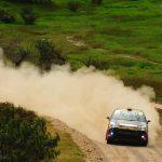 José Miguel Hernández tuvo una buena actuación en el GP de Vicuña del RallyMobil