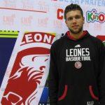 Lisandro Rasio se convirtió en el nuevo refuerzo de CD Colegio Los Leones