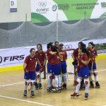 """Las """"Marcianitas"""" se quedaron con el cuarto lugar en los World Roller Games"""