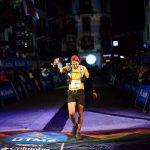 Moisés Jiménez fue el mejor latinoamericano en el Ultra Trail de Mont Blanc