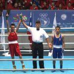 Boxeo chileno sumó dos triunfos en primera jornada de los Juegos Suramericanos de la Juventud