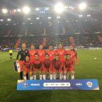 La Roja Femenina cayó por la cuenta mínima ante Francia en partido amistoso
