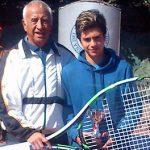 Matías Olivero y Piero Fernández se quedaron con los títulos de la Copa Club de Tenis Inglés