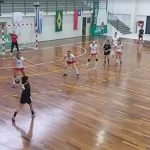 Balónmano Ovalle sumó su segunda caída en el Panamericano de Clubes Femenino