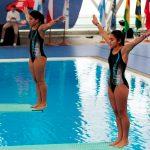 Catalina Aros y Marieli Urriola ganan medalla de bronce en los clavados de los Juegos Suramericanos de la Juventud
