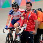 Catalina Soto marcha segunda en el omnium tras primer día del ciclismo en los Juegos Suramericanos de la Juventud