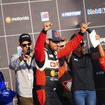 """""""Chaleco"""" López se tituló campeón de la categoría R2 del RallyMobil 2017"""