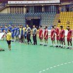 Chile cayó ante Brasil en amistoso previo al 4 Naciones de Handball