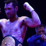 Cristián Salas deja vacante el título chileno welter y se enfoca en su carrera internacional
