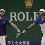 Julio Peralta avanzó a los cuartos de final de dobles en el Masters 1000 de Shanghai