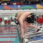 Chile logró un cuarto lugar en tercer día de la natación en los Juegos Suramericanos de la Juventud