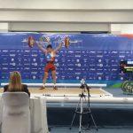Pesistas nacionales sumaron dos quintos lugares en los Juegos Suramericanos de la Juventud