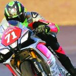 Maxi Scheib tuvo una jornada triunfal en el Campeonato Español de Velocidad