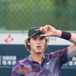 Nicolás Jarry se despidió del Challenger de Montevideo tras caer en singles y dobles