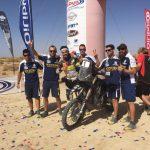 Pablo Quintanilla se tituló bicampeón mundial de Rally Cross Country
