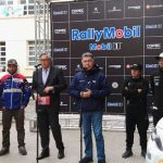 Este jueves se realizó el lanzamiento oficial del Gran Premio de Rancagua del RallyMobil