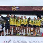 Brasil dominó el Sudamericano de Faustball Sub 18 realizado en Llanquihue