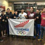 Selección Chilena de Boxeo realizó una gran actuación en torneo de República Dominicana
