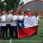 Selección Chilena de Fútbol 5 viajó a Argentina para jugar un cuadrangular internacional