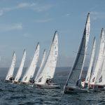Cinco veleros nacionales lideran el Sudamericano de la clase J-70 tras segundo día de regatas