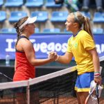 Finalizó la participación chilena en el tenis de los Juegos Suramericanos de la Juventud