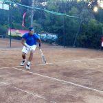 Alejandro Tabilo cayó en semifinales de dobles del Futuro 2 de Brasil