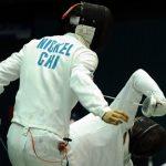 Esgrimistas nacionales se preparan para debutar en los Juegos Bolivarianos