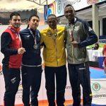 Karate chileno sumó dos medallas en nueva jornada de los Juegos Bolivarianos