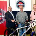 Este jueves se realizó el lanzamiento de la prueba de mountain bike OdiseAventura 2019