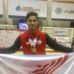 Joel Álvarez ganó medalla de oro en el cierre de la gimnasia artística de los Juegos Bolivarianos 2017