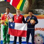 Manuel Sánchez suma un nuevo oro para el tiro al blanco nacional en los Juegos Bolivarianos 2017