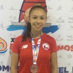Mary Dee Vargas ganó medalla de oro en el Open Córdoba de Judo