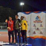 Chile suma tres medallas en nueva jornada del patín carrera de los Juegos Bolivarianos 2017