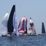 Santander, Aura, Plan B y Cape Horn lideran la Regata Interclubes Santander