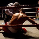Robinson Laviñanza gana por KO y retiene el título nacional de peso super gallo