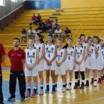 Chile derrotó a Ecuador en el cierre del Grupo A del Sudamericano Sub 14 de Básquetbol Femenino