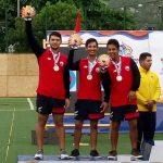 Chile suma dos medallas de plata por equipos en el tiro con arco de los Juegos Bolivarianos 2017