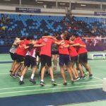 Chile gana medalla de plata por equipos en el Sudamericano de Bádminton